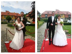 Hochzeitsfeiern auf dem Rittergut München
